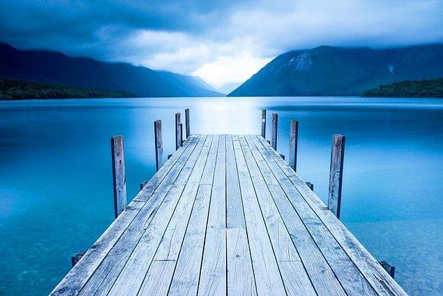 3. Dünyanın en berrak sularına sahip milli parklar bu ülkededir.