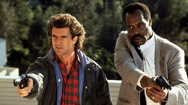 7. Lethal Weapon (1987) - IMDb: 7.6