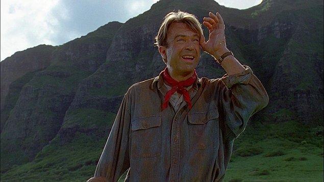 3. Jurassic Park (1993) - IMDb: 8.1