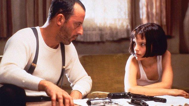 2. Léon: The Professional (1994) - IMDb: 8.5