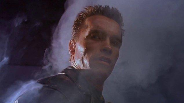 1. Terminator II: Judgement Day (1991) - IMDb: 8.5