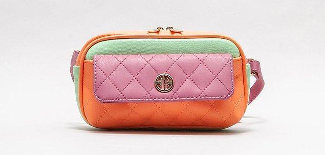 5. Yaz kış rengarenk olmayı sevenlerdenseniz, Elle çanta modellerine bayılacağınıza eminiz.
