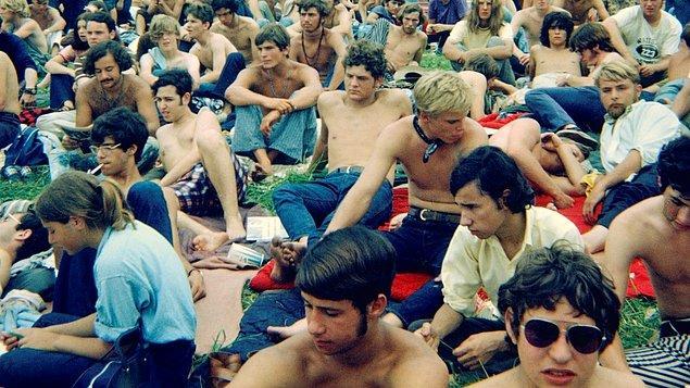 3. Woodstock (1970)
