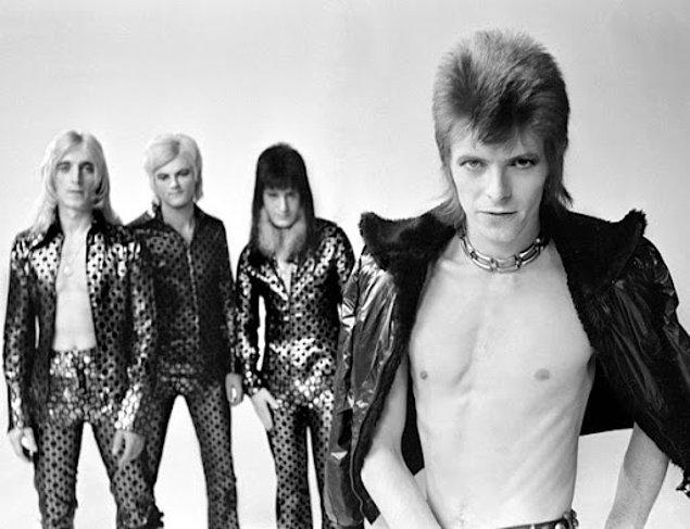 5. Ziggy Stardust and the Spiders from Mars (1973)