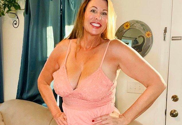 Elaina 54 yaşında ve an itibariyle sitenin en yüksek meblağalar kazanan isimlerinden birisi!