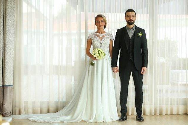 Vildan Atasever ve Mehmet Erdem'e mutluluklar diliyoruz....