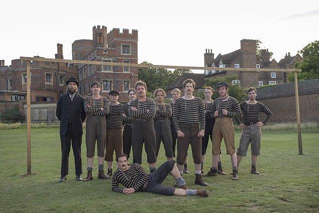 12. The English Game - IMDb: 7.6