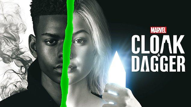 14. Cloak & Dagger (2018-2019) - IMDb: 6.7
