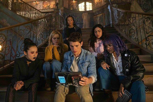 13. Runaways (2017-2019) - IMDb: 7.0