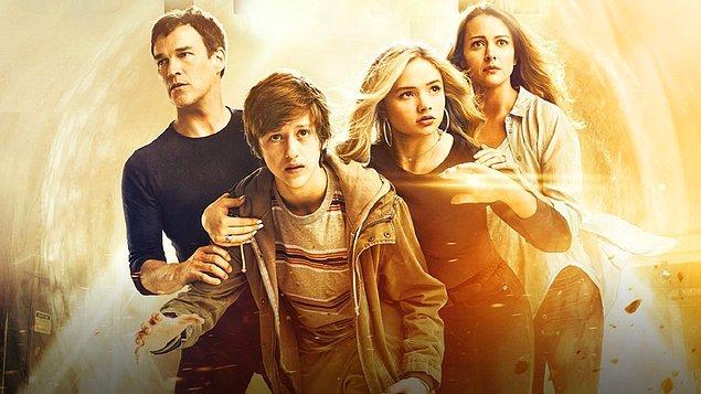 12. The Gifted (2017-2019) - IMDb: 7.3