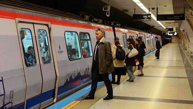28. Metroda internet projesi İBB Meclisi'nde engellendi.