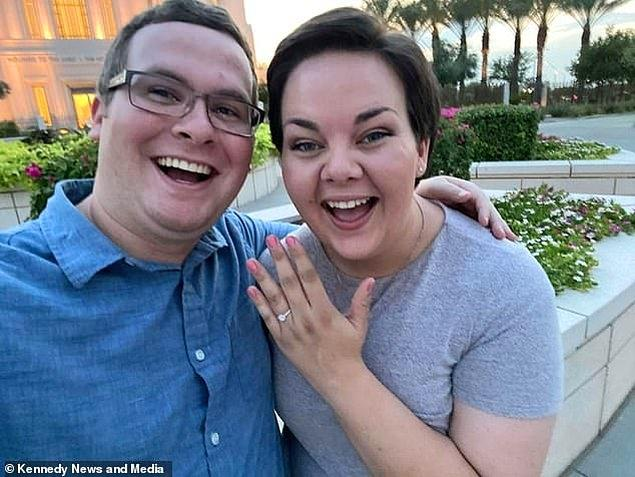 Tabii Jordan başta büyük bir şok yaşıyor ama bu durumun ilişkilerini etkilemeyeceğini düşünüyor ve evleniyorlar.