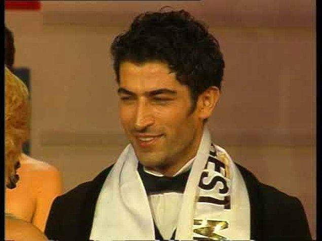 Yakışıklı oyuncumuz 4000 kişi arasından ilk 20'ye seçildi. Sonra da Türkiye finalinde birinci oldu.