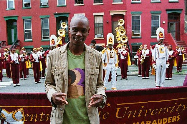 14. Dave Chappelle's Block Story (2005)