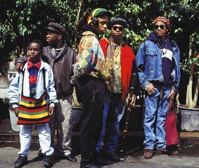 17. Beats, Rhymes and Life: A Travels of a Tribe Called Quest (2011)