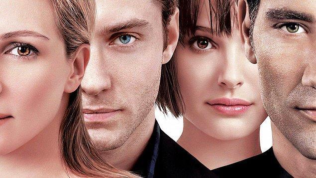 11. Closer (2004) IMDb: 7.2