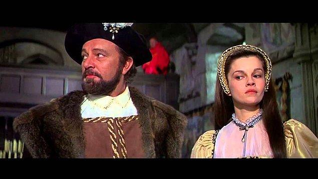 9. Anne of the Thousand Days (1969) IMDb: 7.5