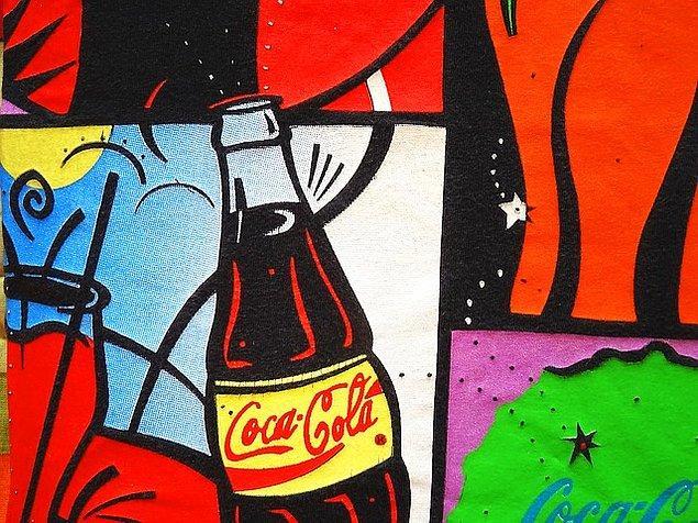 Olmadı! Coca Cola'nın NFT'sini nerde görsen tanırsın artık?