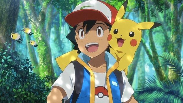 13. Netflix tarafından hazırlanan yeni filmi 'Pokémon the Movie Secrets of the Jungle' yayın tarihi 8 Ekim olarak açıklandı.