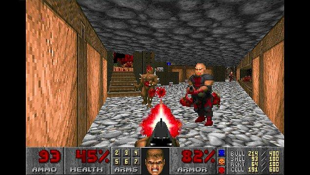 Doom Slayer'ı bir strateji oyunu içinde düşünebiliyor musunuz?