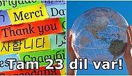 Listede Türkçe de Var! Dünya Üzerinde En Çok İnsan Tarafından Konuşulan Diller Hangileri?