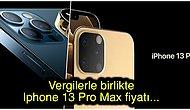 Almak İçin Bir Organımızdan Vazgeçmemiz Gereken Yeni iPhone 13 Serisinin Satış Fiyatı Belli Oldu
