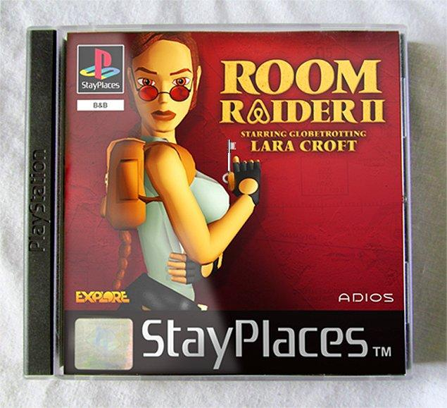 5. Oda bulmak hiç bu kadar zahmetli olmamıştı.
