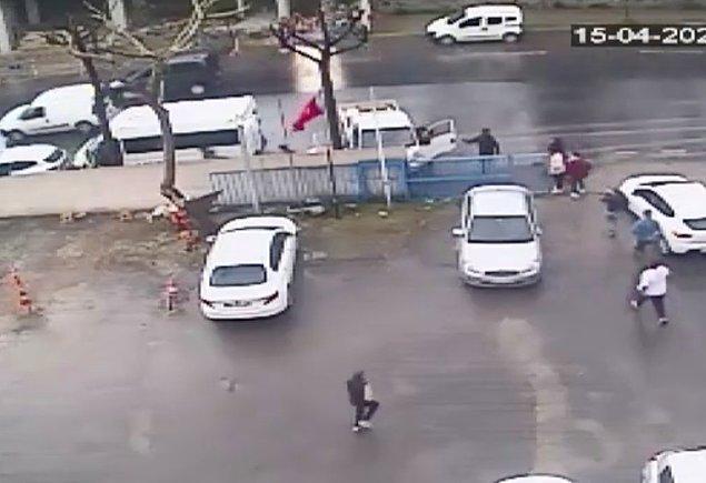 Ehliyetsiz bir Suriyeli sürücü tarafından yapılan kazadan sonra sürücü denetimli serbest bırakıldı.