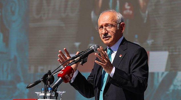 Özgür basının çok sorunu olduğunu dile getiren Kılıçdaroğlu, sözlerini şöyle sürdürdü: