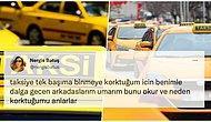 Taksici Tarafından Kaçırıldığını Anlatan Sosyal Medya Kullanıcısının Kan Donduran Hikayesi Gündeme Oturdu