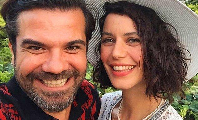 Kendisinin ayrıca şarkıcı Kenan Doğulu ile 2014'te evlendi. İkilinin görenleri gıpta ettiren bir ilişkisi var.