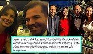 Beren Saat'in Yıllar Önce Kaybettiği İlk Aşkı Efe'nin Kardeşinin Düğününde Eşi Kenan Doğulu Sahne Aldı