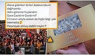 Aşı Karşıtları İstanbul Mitinginde Kendilerine Dağıtılan Lokumla İlgili Komplo Teorileri Öne Sürüyor!