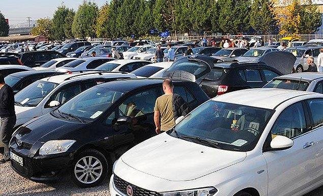 İlana çıkan araçların yüzde 43'ü satıldı