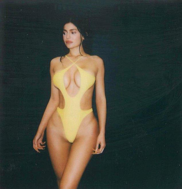 4. Kylie Jenner: