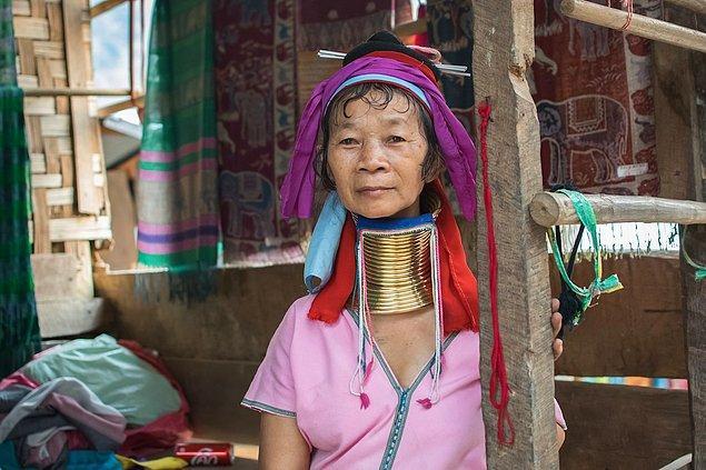 2. Boyun uzatma - Tayland