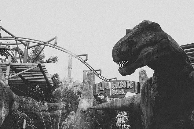 3. 'Jurassic Park' filmindeki dinozor sesleri çiftleşen kaplumbağalardan kaydedilmiştir.