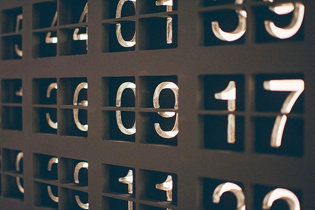 6. Dünya üstünde en çok kullanılan parola '123456'dır.