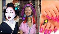 Siyah Dişler mi? Asya Ülkelerindeki Alışılmışın Dışında 8 Şoke Edici Güzellik Standartı