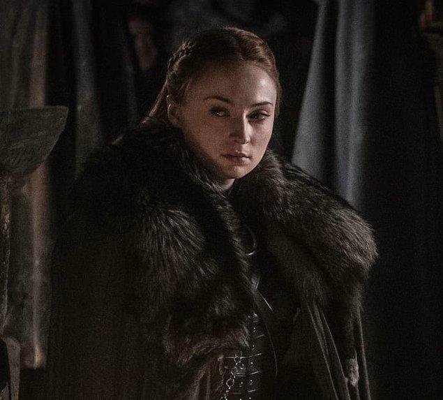 5. Sophie Turner / Game of Thrones (2011- 2019)
