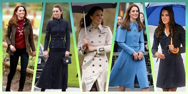 İngiliz kraliyet ailesinden Prens William ile tüm dünyanın merakla izlediği bir düğünle evlenen Kate Middleton, moda denildiği zaman akla gelen ilk isimlerden biri.