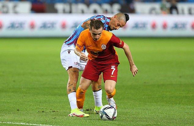 Baştan son heyecanlı geçen maç 2-2 berabere sona erdi.