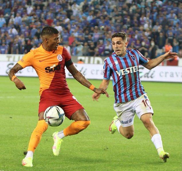 Cornelius ve Nwakaeme ile fileleri havalandıran Trabzonspor sahadan puanla ayrıldı.