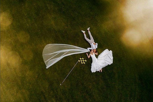 42. Golf Kortu Hikayeleri - Tobias Froehner (Düğün Kategorisi Yüksek Övgüye Değer Ödülü)