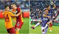 Cimbom Kaçtı Trabzon Yakaladı! Zevkli Maçta Kazanan Çıkmadı