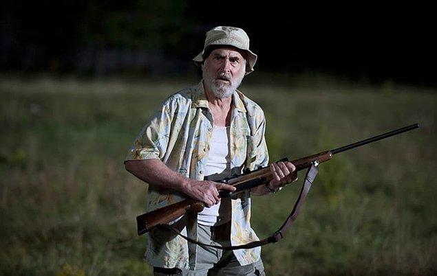 21. Jeffrey Demunn / The Walking Dead (2010-)