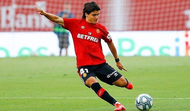 13. Yeni Messi olarak anılan Luka Romero.