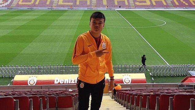 1. 13 Yaşında Dünya Fair Play ödülünü kazanan Beknaz Almazbekov.