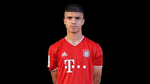 3. Bayern Münih'in genç Türk yıldızı Eyüp Aydın.