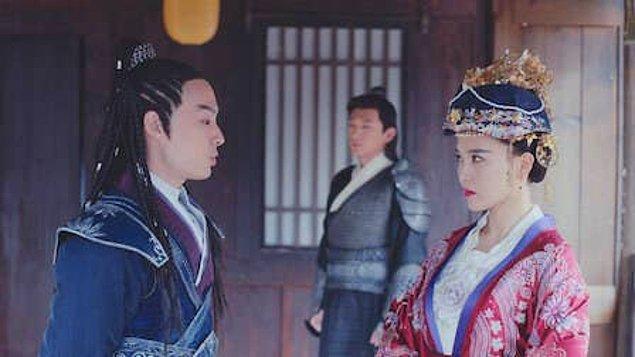 17. The Princess Weiyoung